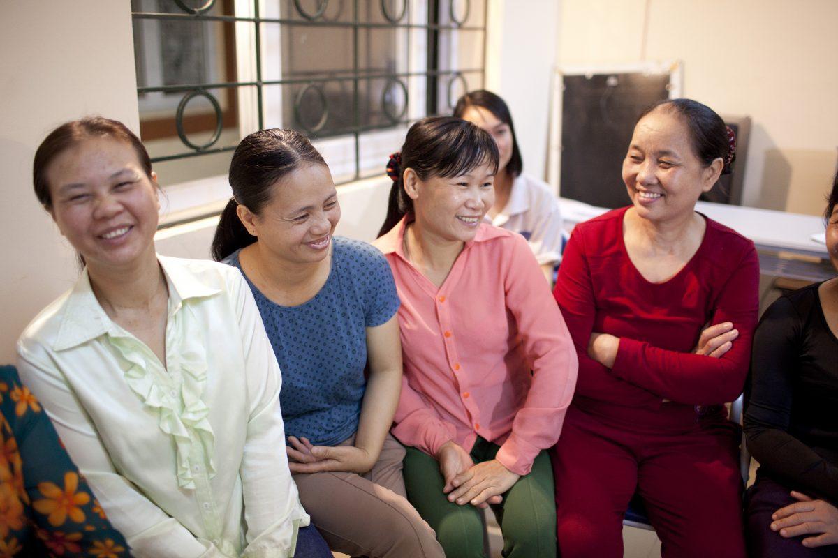 UN Women: Chau Doan
