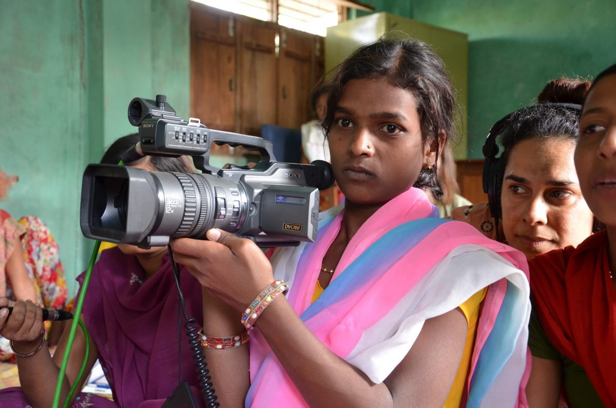 """Participatory video project Nepal"" by CGIAR Climate is licensed under CC BY-NC-SA 2.0"